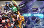 LOCKnLOADED_for_sonicboom by totmoartsstudio2