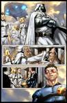 X-MEN n FANTASTIC FOUR_Colored