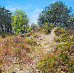 Moorland by Wildkunst