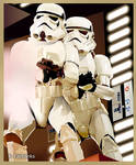 Stormtroopers on Death Star