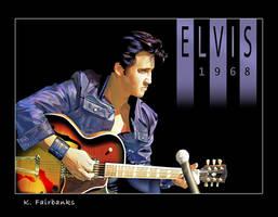 Elvis Presley 1968