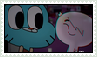 GumballxCarrie Stamp V2 by PumpkinLOL