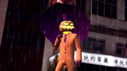 Rainy Day by PumpkinLOL