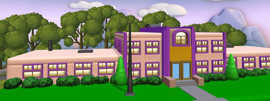 Springfield elementary school by TheDarkkostas25