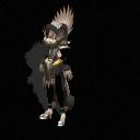 Lady crow by TheDarkkostas25
