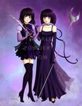 Saturnian Twins