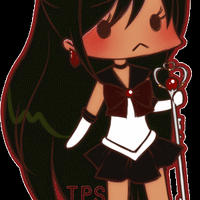 Chibi Setsuna by TwinklePowderySnow