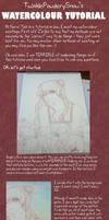 Twinkle's Watercolour Tutorial by TwinklePowderySnow