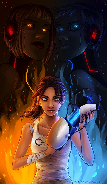 Trinity by TwinklePowderySnow