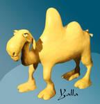 Yalla - Anu's Camel