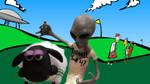 Space Golf - Teaser Frame