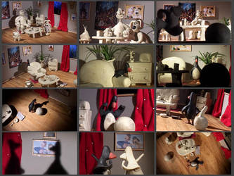 'Wallace and Gromit Tribute' by AndreasFrancis