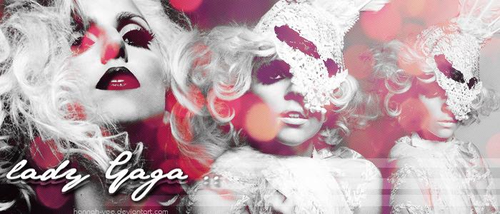 Lady GaGa by Hannah-Vee