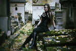 ~ You were but a ghost in my arms... ~ by MaelstromPhotography