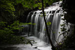 ~ Waterfall ~ by MaelstromPhotography