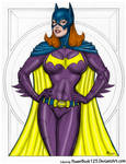 Batgirl in Color
