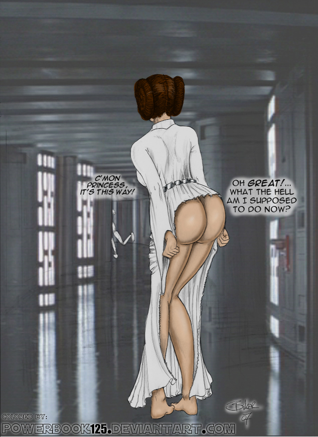 star wars princess leia porn ass