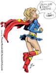 Supergirl SuperOoops