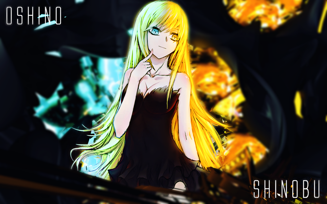 Wallpaper Shinobu By Yatagarasu007