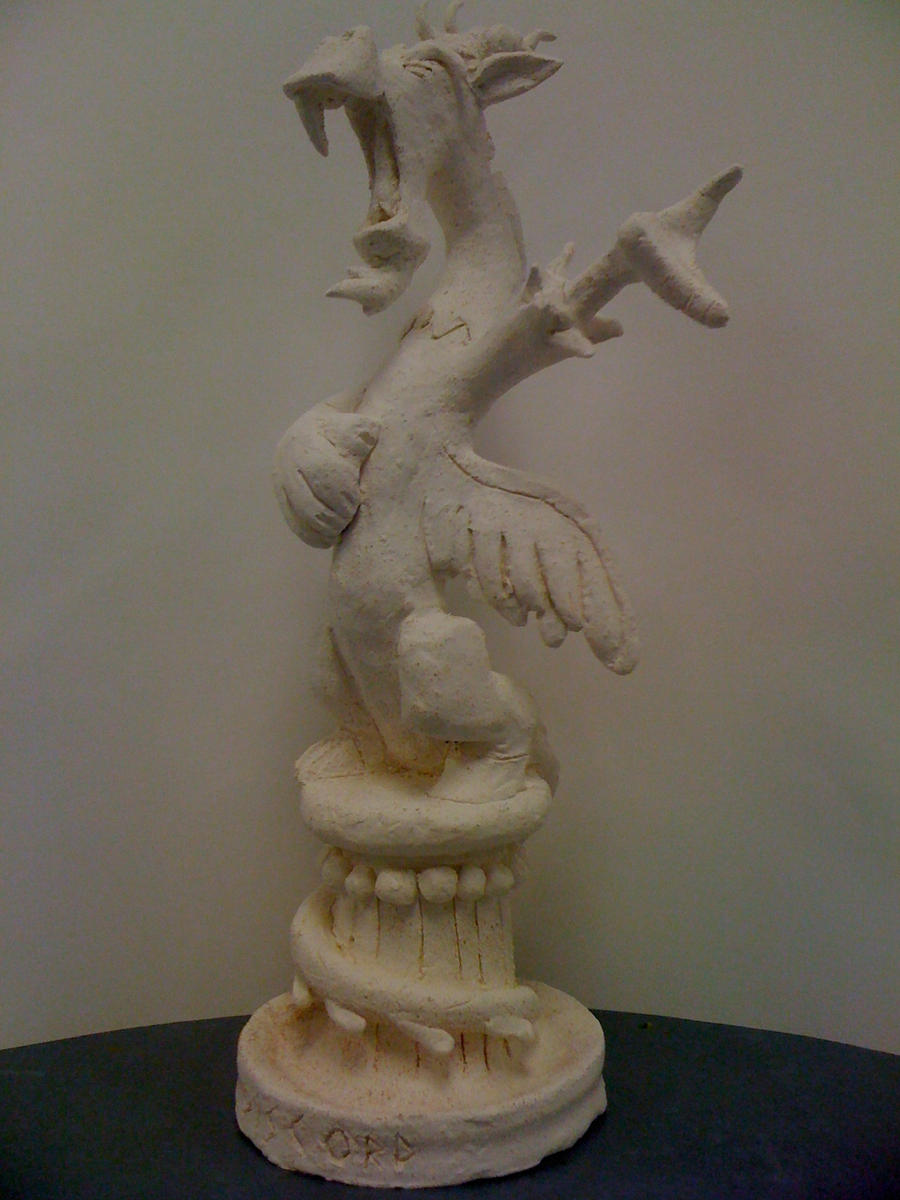Statue of Discord by MrCropper
