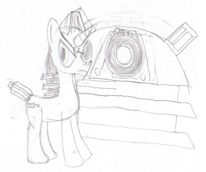 Dalek Kolt by MrCropper