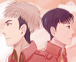 SnK   Sunset   JeanMarco