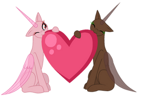 Hearts and hooves day Base by StoryOfMyBases