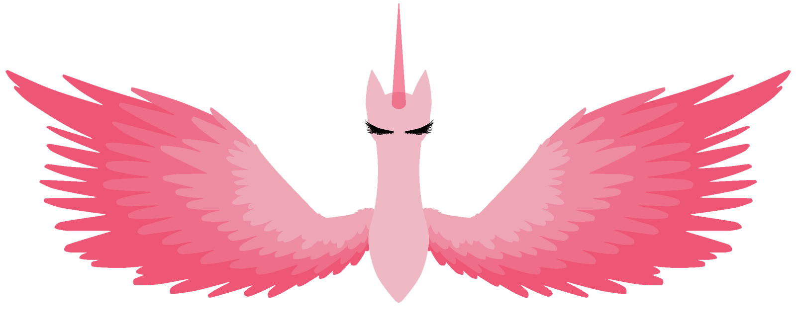 Minimalistic Wings Base by StoryOfMyBases on DeviantArt