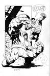 Colossus vs. Juggernaut