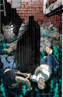 The Batman by DerecDonovan