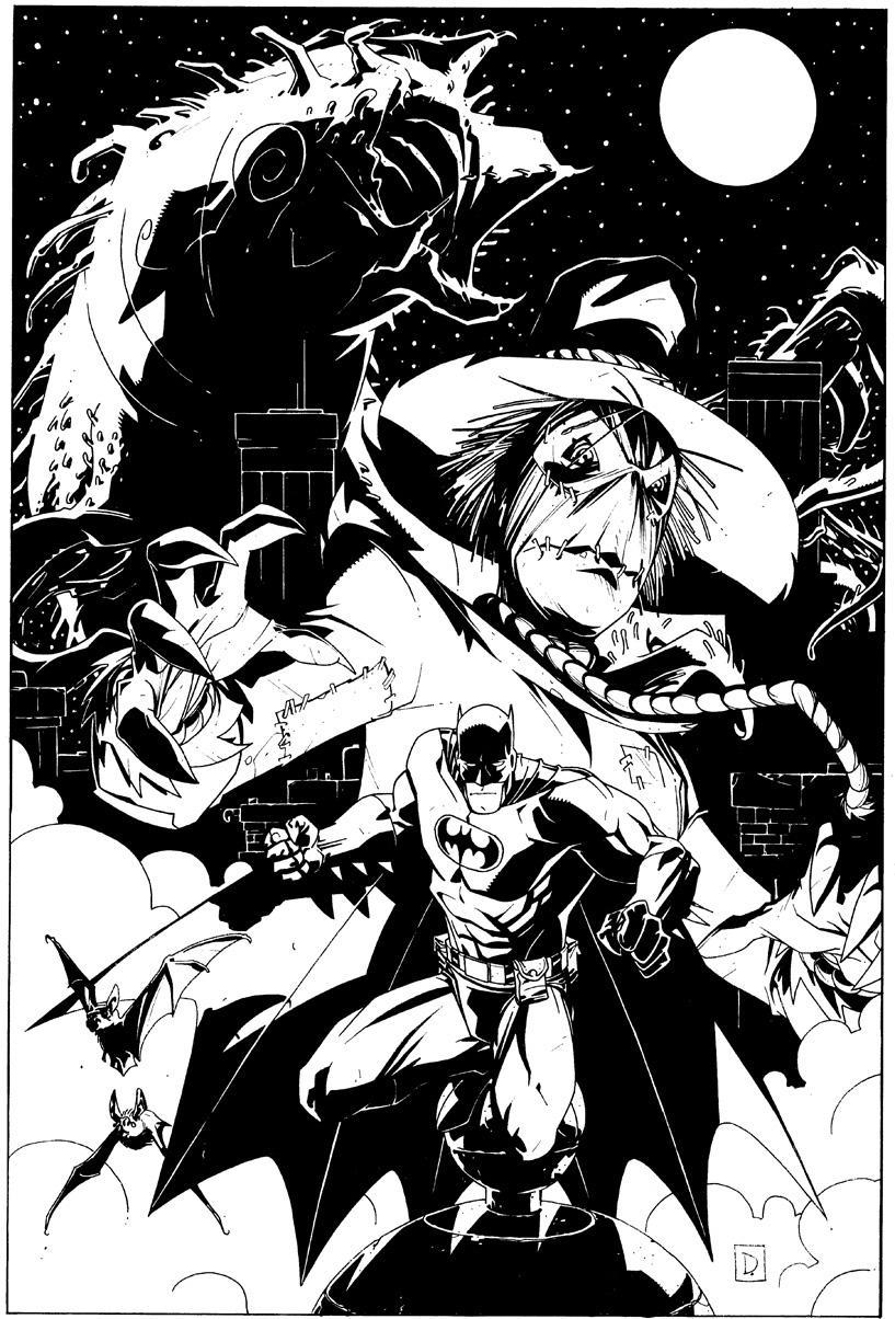 batman proposal by DerecDonovan