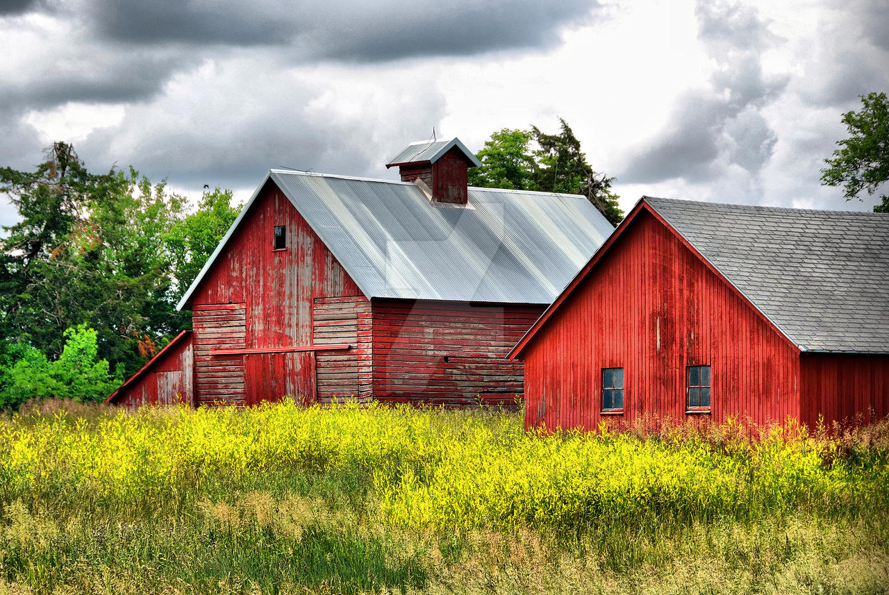 Old farm&home decor