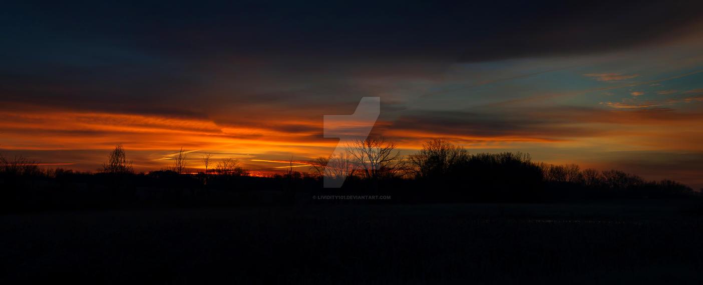 Morning Sunrise II by lividity101