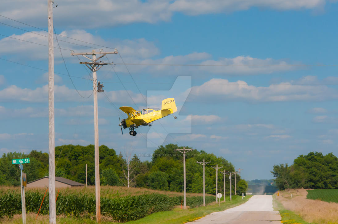 Crop Duster by lividity101