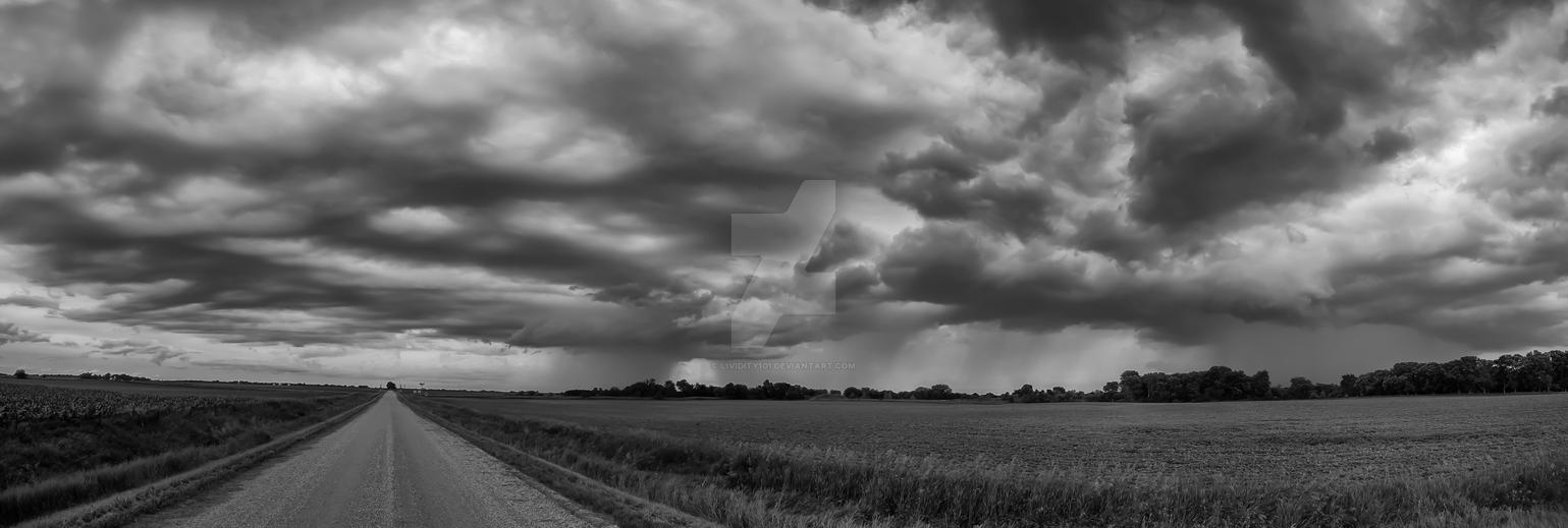 Late Fall Storm Clouds by lividity101
