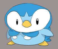 Piplup Round