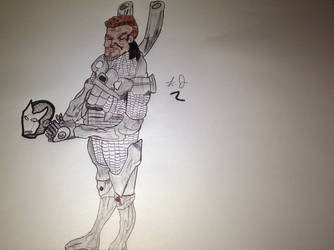 War machine Done by Fatal-Jay