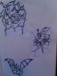 Tattoo designs by LouiseCruz
