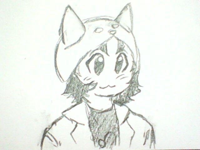 Nepeta doodle by ZorraFox