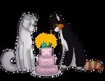 Birthday or Wedding Cake?