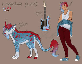 Leviathan ref by Panic and Eagli by RandyZorra