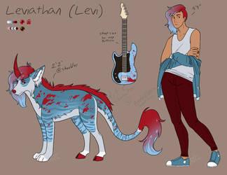 Leviathan ref by RandyZorra