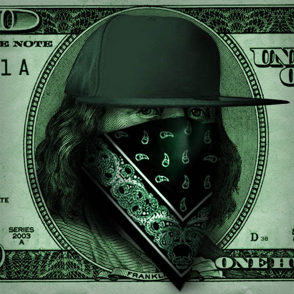 Benjamin Franklin Gangsta By Starl0rd84 On Deviantart