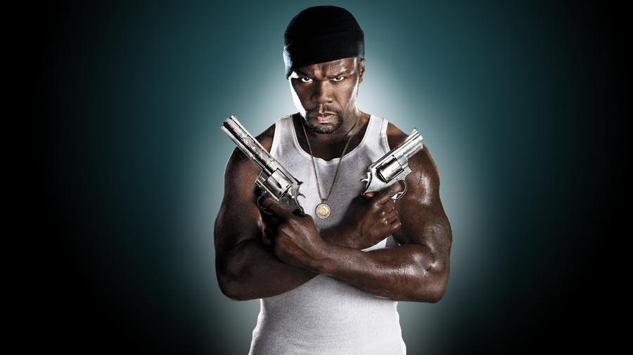 50 Cent - GUN by StArL0rd84