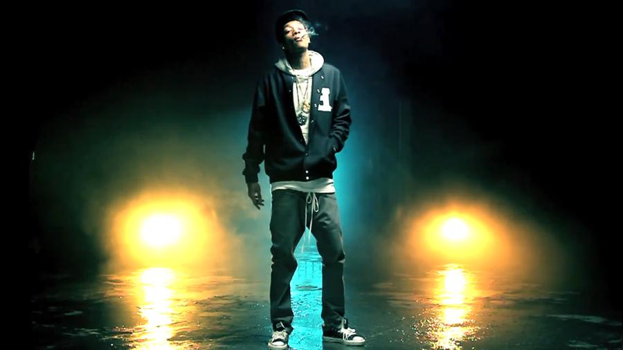 Wiz Khalifa By StArL0rd84