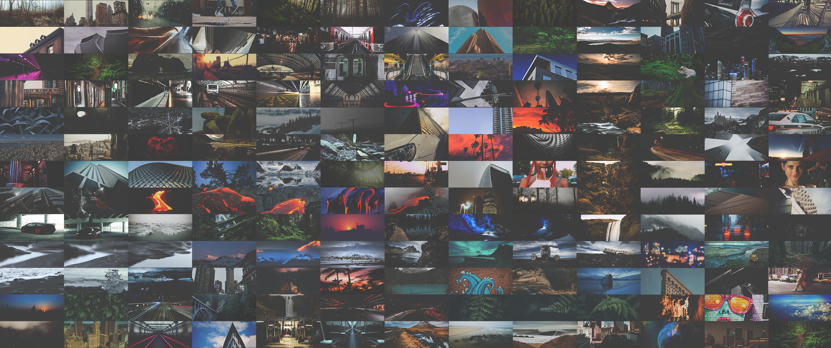 Ultrawide Wallpaper Pack #1 by StArL0rd84