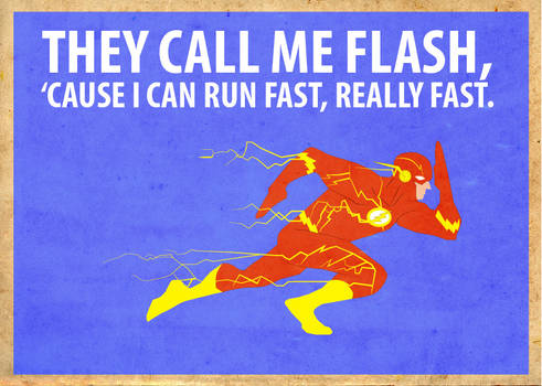 Flash Poster Variation 1