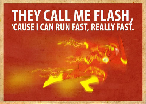Flash Poster Variation 2