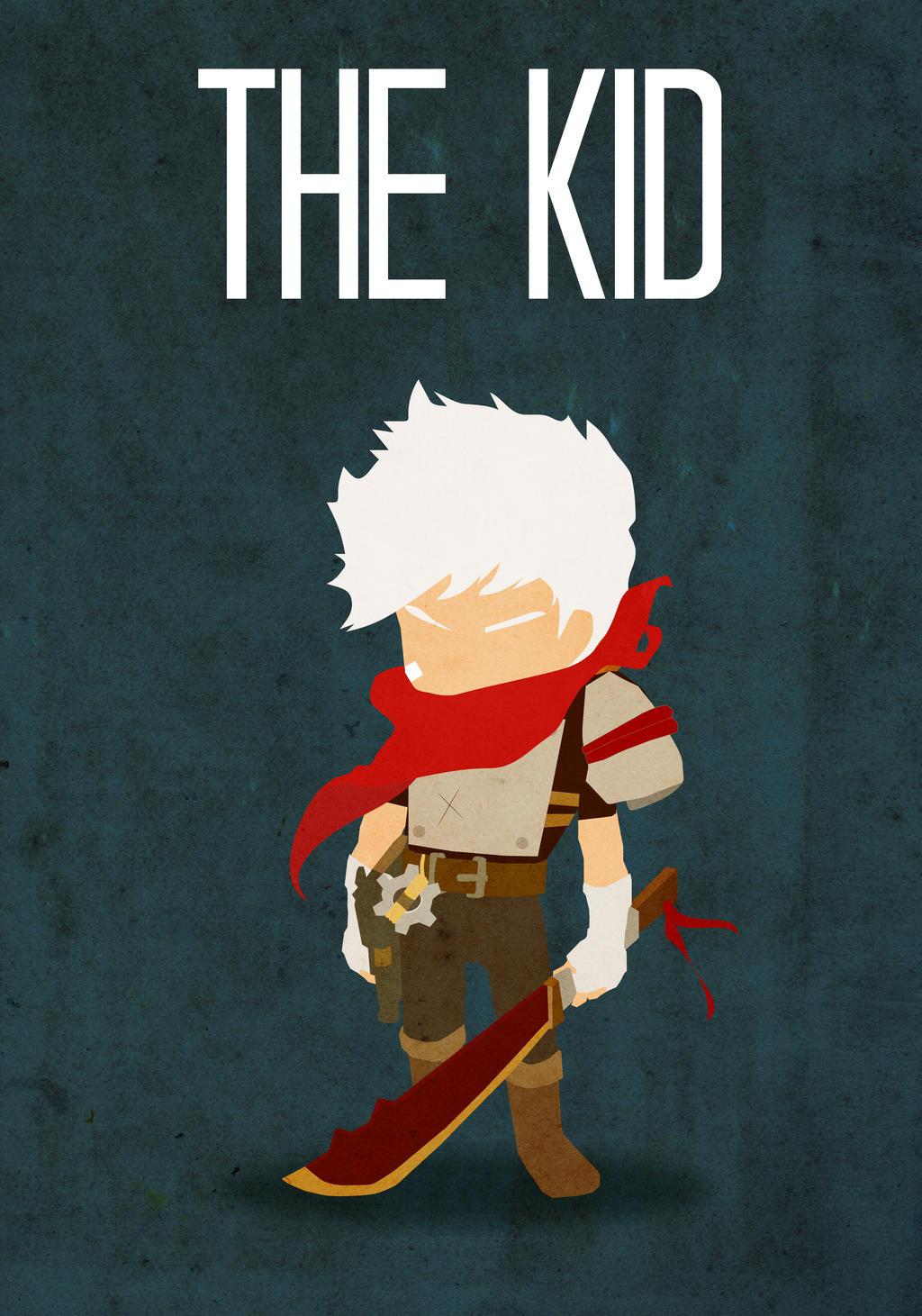 Bastion The Kid by Procastinating on DeviantArt