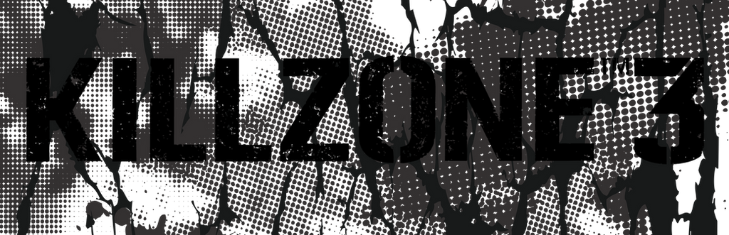 Killzone 3 Custom Logo by Drakonias115 on DeviantArt
